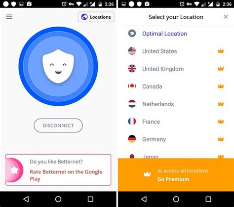 vpn app for android s 233 curit 233 10 applications vpn 224 installer 1ere partie