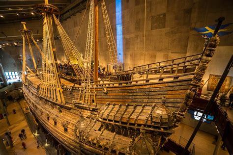vasa ship vasa museet stockholm