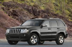 2007 jeep grand pictures history value