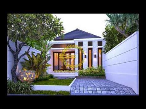 desain rumah ukuran  youtube