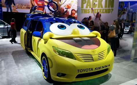 Bob Toyota Toyota Spongebob Edition Blame Nickelodeon 2015