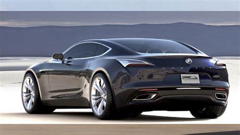 buick build the avista concept exactly as shown