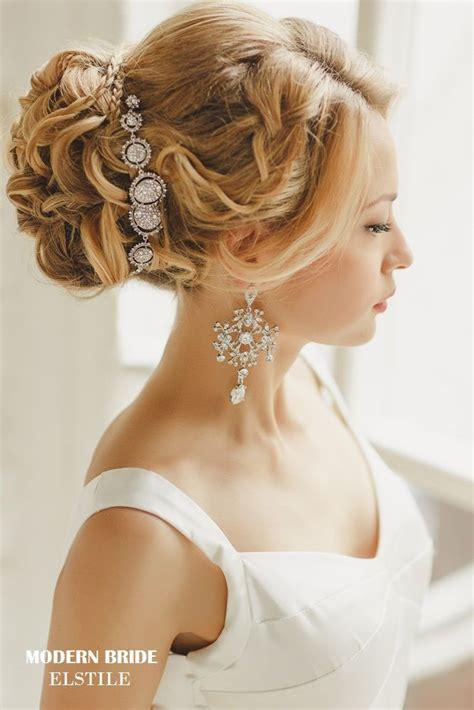 summer wedding updo hairstyle trubridal wedding blog 36 stunning summer wedding