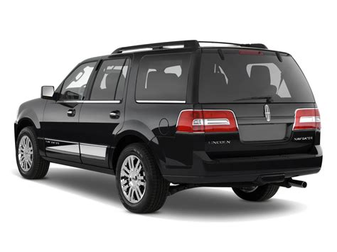 lincoln navigator back 2009 lincoln navigator lincoln suv review automobile