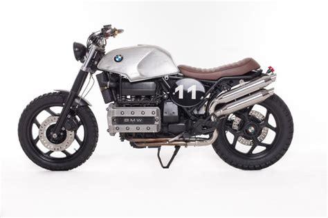 Bmw Motorrad Auspuffanlagen by Bmw K100 Scrambler Mit Hattech Auspuff K100rs