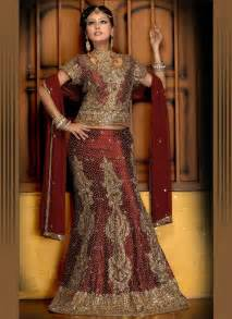 Best10 indian bridal dresses pictures