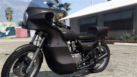 Gta 5 Online Motorrad Tunen by Gta 5 Mad Max Gang Bike Add On Tuning Mod Gtainside