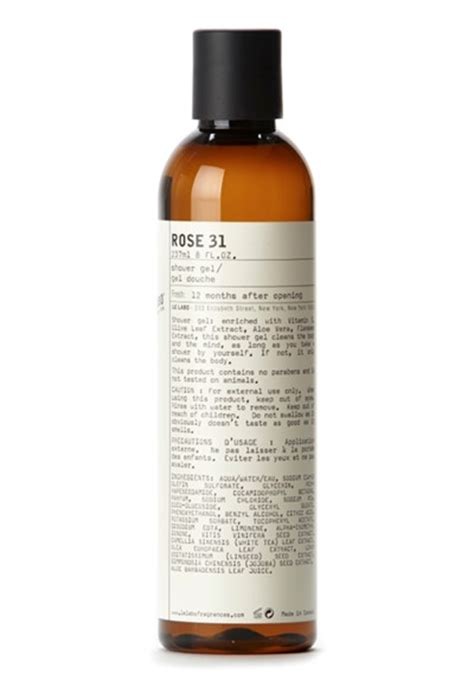 31 shower gel by le labo care luckyscent