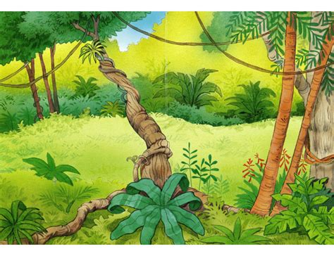 printable forest diorama printable diorama backgrounds bing images
