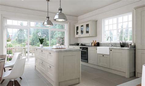 shaker kitchen sales continue ba components