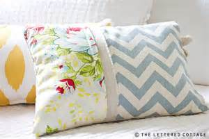diy throw pillow projects the budget decorator
