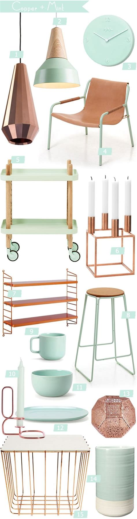 Mint Green Kitchen Curtains Decorating Color Crush Copper Mint Hey Pinterest Copper I Am And Crushes