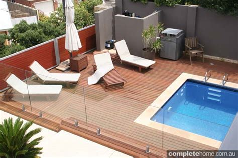 smart solutions timber  aluminium decking completehome
