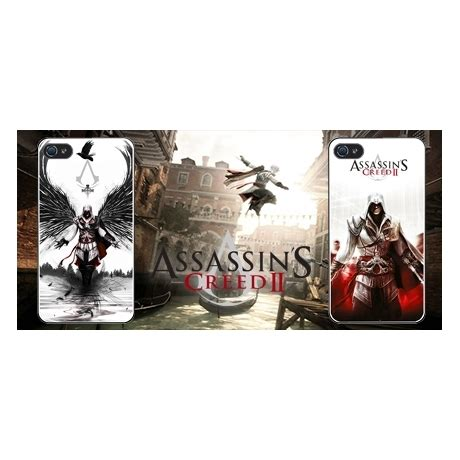 Assassin Creed 3 Iphone 4 4s 5 5s 6 6s 6 Plus 6s Plu coque iphone 5 et 5s assassin s creed ii mobile store