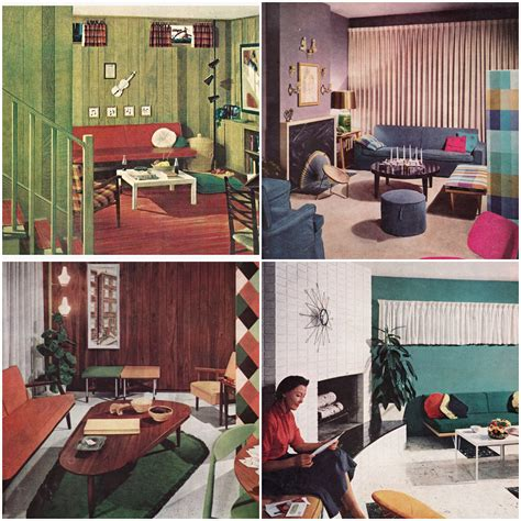 1950s interior design and decorating style 7 major 7 reasons why 1950 s homes rocked