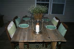 rustic outdoor dining table unexpected elegance build a rustic outdoor dining table unexpected elegance on