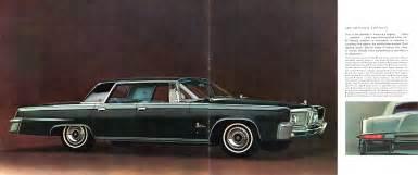 Chrysler Imperial 1964 1964 Chrysler Imperial Brochure