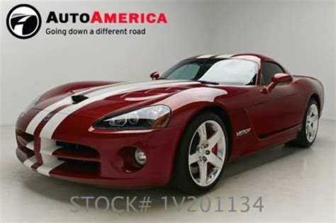hayes car manuals 2008 dodge viper auto manual buy used 2008 dodge viper srt10 10k low miles nav manual leather clean carfax one 1 owner in