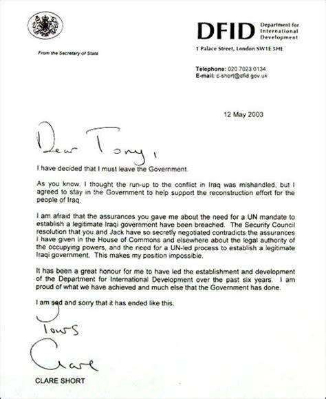 Best Resignation Letter Uk Letter Of Resignation Uk Resume Layout 2017