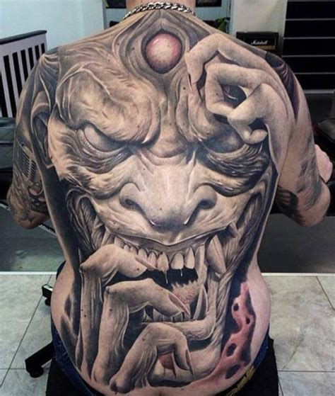 tattoo 3d in back 30 awesome full back tattoos