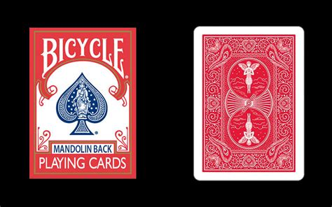 Mandolin Giveaway - bicycle 809 mandolin back giveaway dan and dave forums card magic flourishing