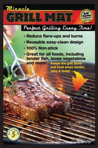 miracle grill sheet mat visit our website for factory