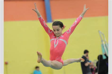 The Gymnast Level 7 State Gymnastics Meet 2015