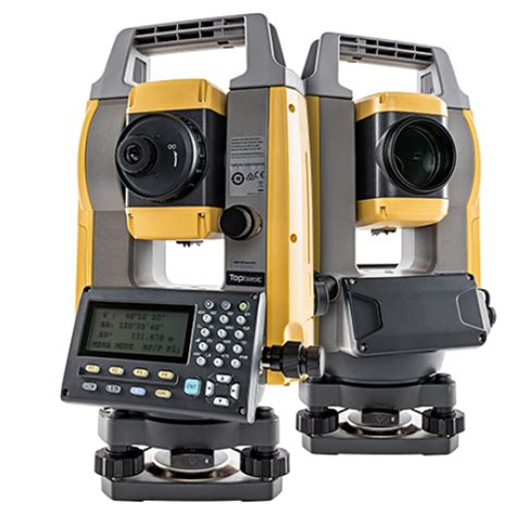 Topcon Es 55 Total Station by Total Station Topcon Gm 55