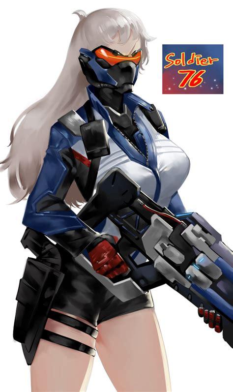 Keychain Soldier 76 Overwatch soldier 76 overwatch image 2132318 zerochan anime image board