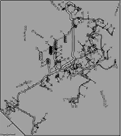 john deere  wiring diagram wiring data