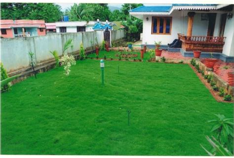 Garden Works by Garden Setting Maintenance Landscape Tree Grass Cutting Pala
