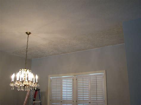 Water Ceiling by Indialantic Water Damage Ceiling Repair Skip Trowel Texture