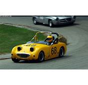 1959 Austin Healey Sprite Mark I At The Pittsburgh Vintage