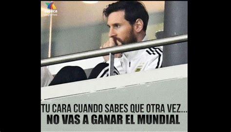 argentina vs espa 241 a los memes en de la goleada