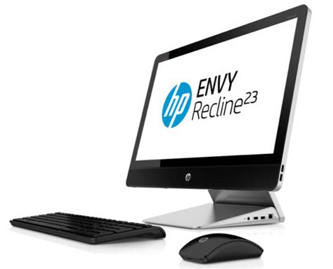 hp envy recline 27 touchsmart hp envy recline 23 and 27 touchsmart all in one announced