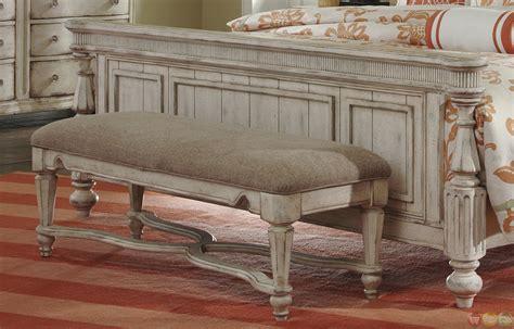 belmar bedroom furniture belmar ii whitewash finish casual panel bedroom set