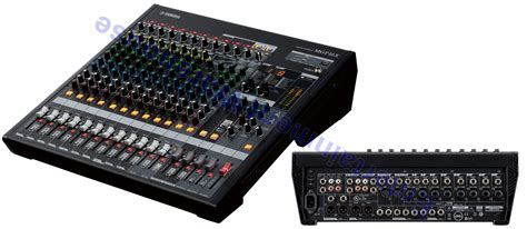 Audio Mixer Yamaha Mgp16x entertainment warehouse