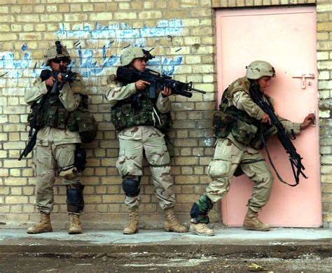 infantry section and platoon in battle second battle of fallujah military wiki