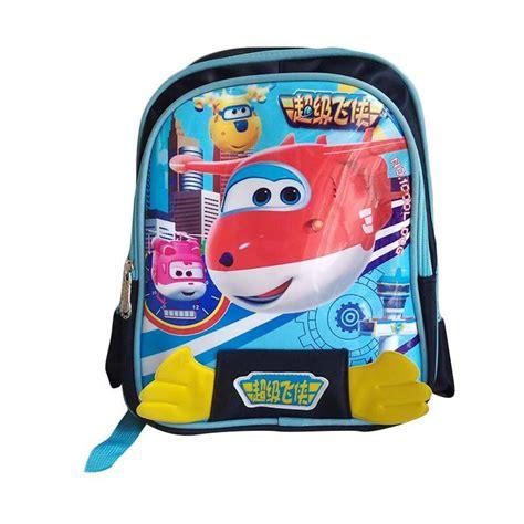 Tas Sekolah Anak Wings jual wings 0930010151 backpack anak baby blue