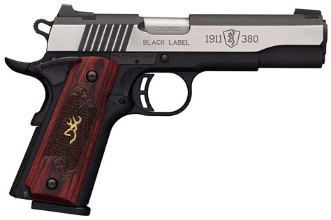 pistola 380 new style for 2016 2017 browning 1911 380 black label new pistols for 2017