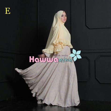 Gamis Malikha malika e baju muslim gamis modern