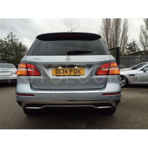 mercedes parking mercedes ml class front and rear parking sensors with
