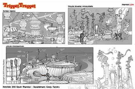 layout design 2d animation 2d feature trippel trappel designs on behance