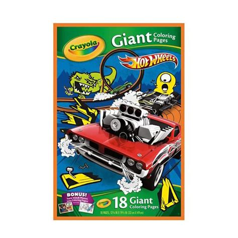 crayola giant coloring pages hot wheels for boys tagged quot hot wheels quot thekidzone