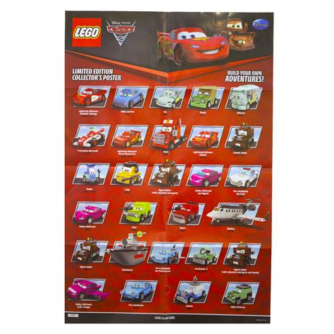 Disney Character Car Goods Collection Baby In Car Mickey Swing Message disney cars 2 poster decor pixar print wall lego