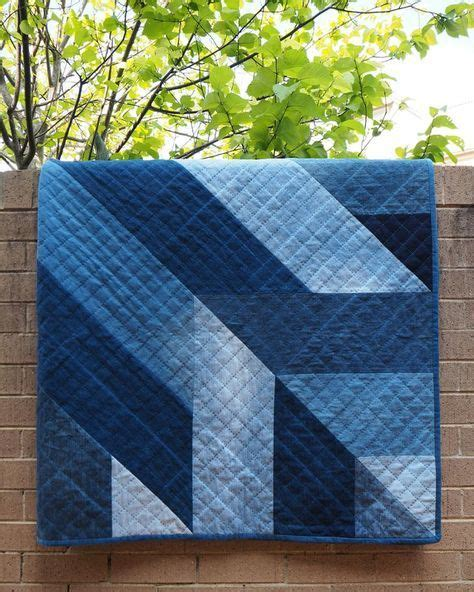 Jean Quilt Pattern by 25 Best Ideas About Denim Quilts On Blue