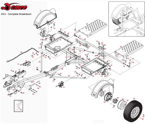 tow vehicle wiring diagram circuit diagram maker