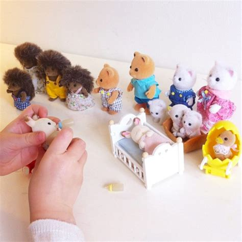 Home Interiors Figurines Sylvanian Families Babyccino Kids Daily Tips Children S
