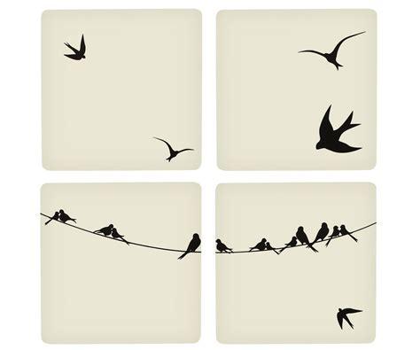 Délicieux Meuble Pour Wc Pas Cher #6: lot_4_miroir_dessin_cadre_oiseau_suspendu_deco_zen_style_chic_luxe_pas_cher_1000.jpg