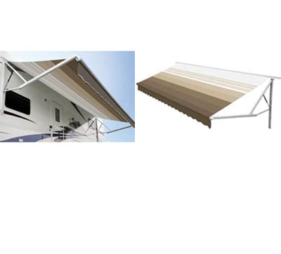 dometic awnings dometic a e 20 9100 power awning w metal weathersheild